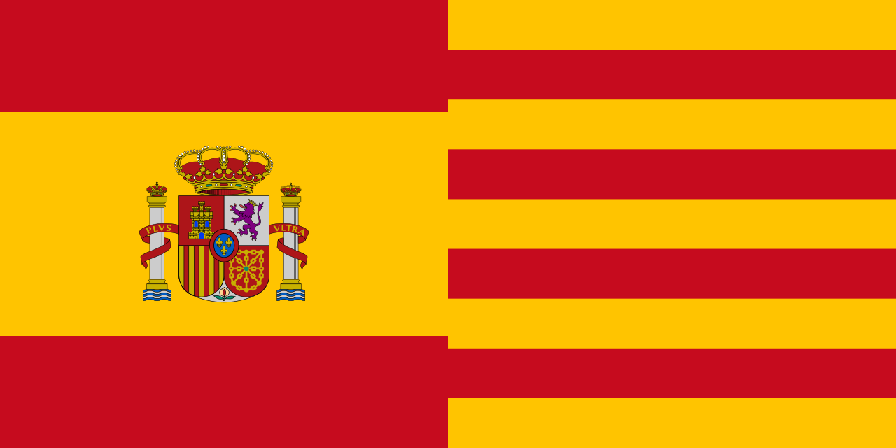 Flags_of_Spain_and_Catalonia_1_x_2_state.svg